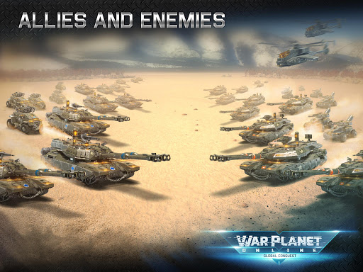 War Planet Online: Real-Time Strategy MMO Game 3.3.0 screenshots 9