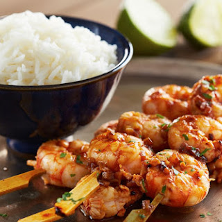 Spicy Garlic and Lime Shrimp