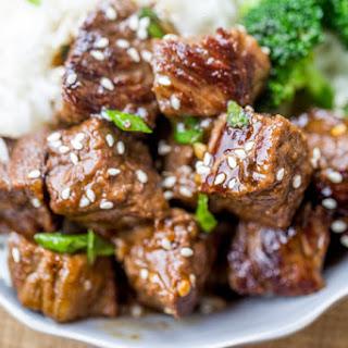 Slow Cooker Korean Beef.