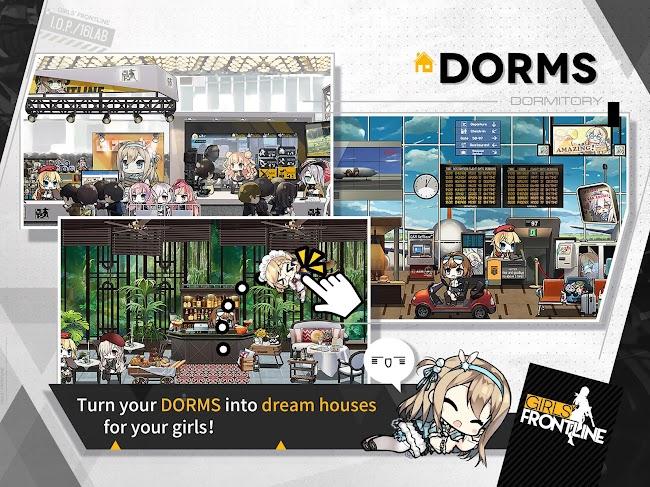 Girls\u0027 Frontline