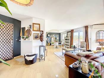 Appartement 4 pièces 117,44 m2