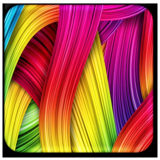 豐富多彩的動態壁紙 LOGO-APP點子