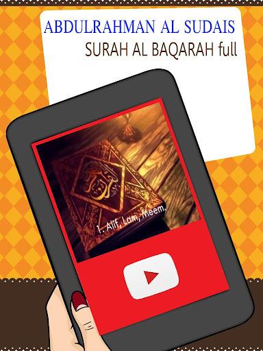 Abdul Rahman Al-Sudais Quran