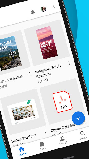 Adobe Acrobat Reader: PDF Viewer, Editor & Creator – Apps on Google Play