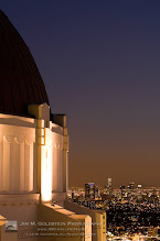 Photo: Downtown Los Angeles seen from the Griffith Observatory. Such a great place to see city lights. One of my favorite spots in LA.