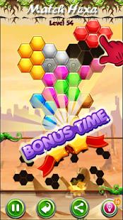 Match Hexa Block Puzzle - náhled