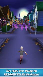Angry Gran Run - Running Game Mod