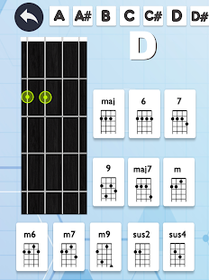 Download Ukulele Tuner & Free Basic Chords for beginner For PC Windows and Mac apk screenshot 12