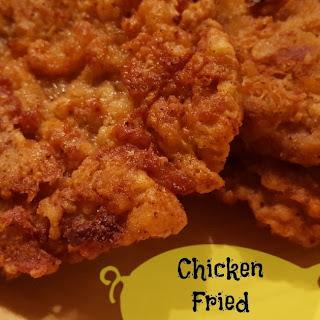 Chicken Fried Pork Steaks