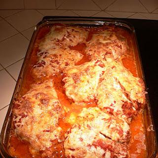 Crockpot Chicken Parmesan Recipe