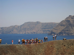 Photo: Hike to the crater of the volcano!