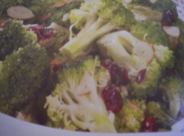 Marinated Broccoli Salad Recipe