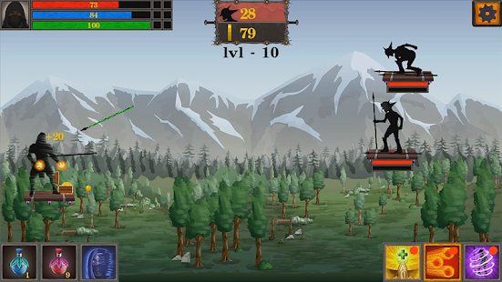 Download Shabow Archers: Bow and Magic! For PC Windows and Mac apk screenshot 6