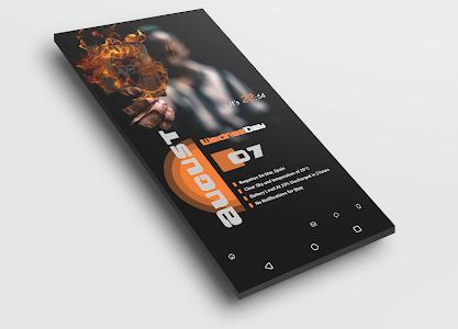 Emotion F UI for klwp V1.1
