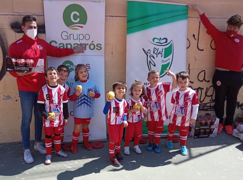 El CD Sporting Almería.