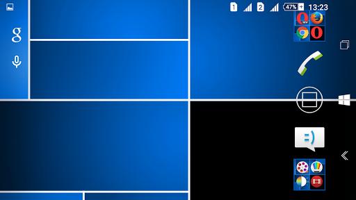 免費下載個人化APP|Win8 Blue Tiles XZ Theme app開箱文|APP開箱王