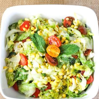 Buttered Corn Salad.