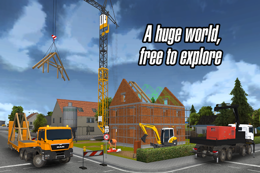 Construction Simulator 2014 screenshot 5