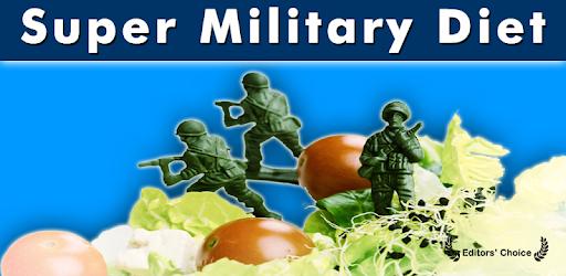 testimonianze di programmi di dieta militare