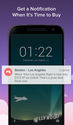 Hopper - Watch & Book Flights - screenshot