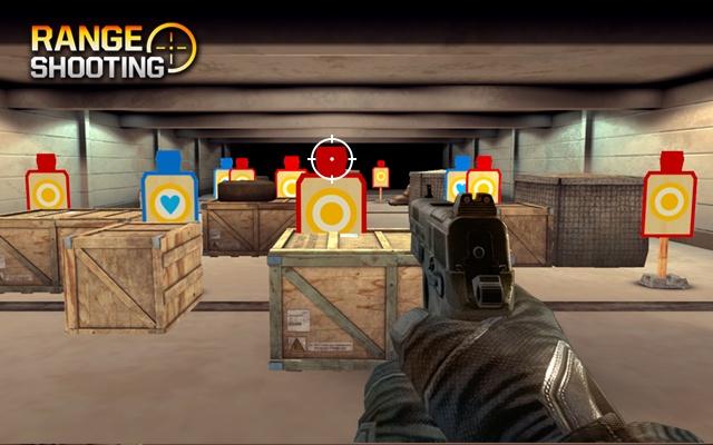 3D Range Shooting