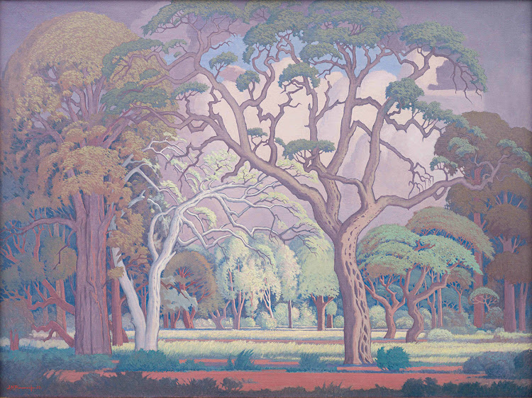 By JH Pierneef.