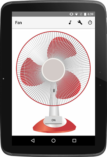 Portable Fan for PC