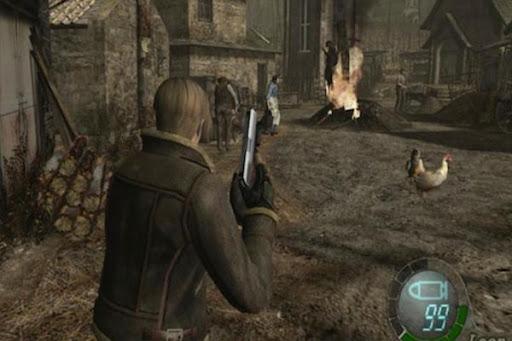 Download Resident Evil 4 Apk
