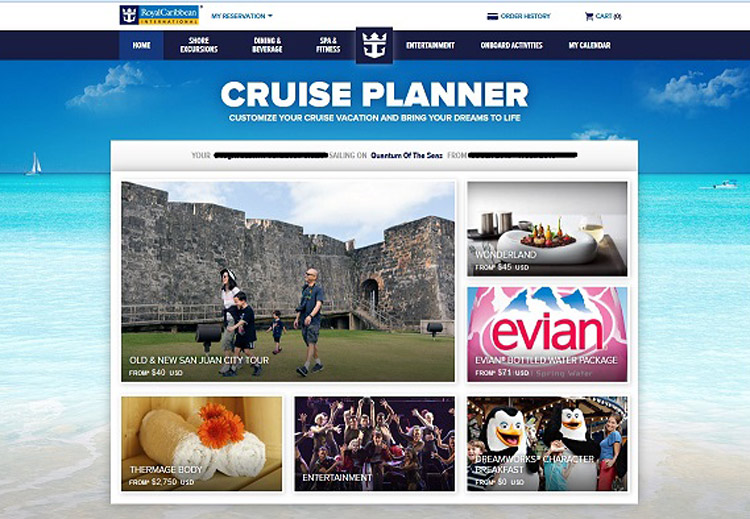 Royal Caribbean's trio of ships for tech lovers - Cruiseable