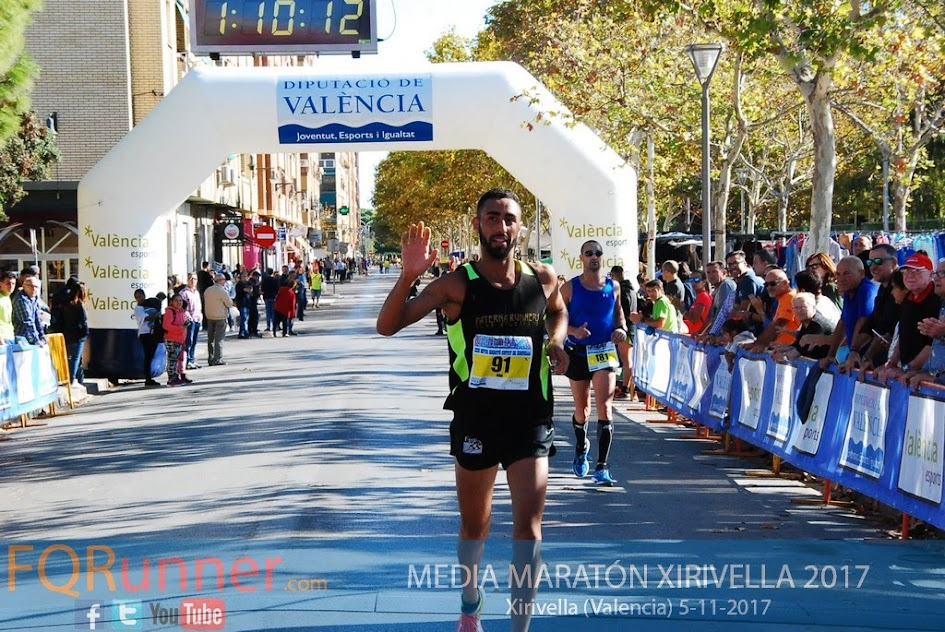 Fotos Media Maratón de Xirivella 2017