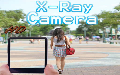 X-Ray Camera Hd simulated