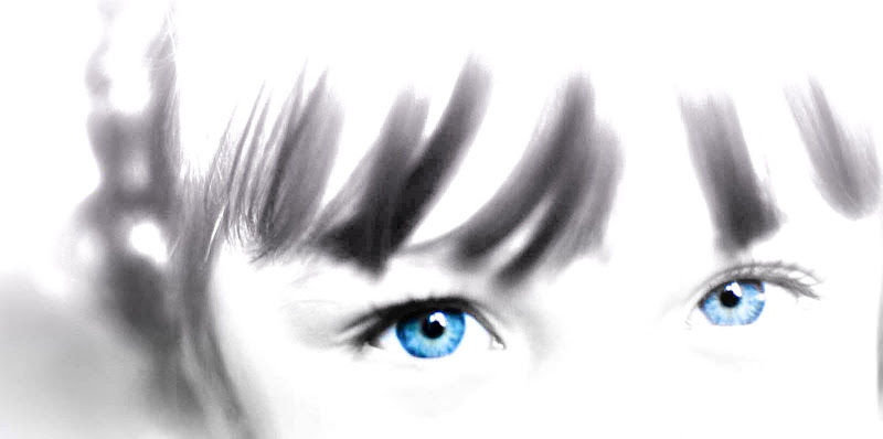Giulia, Blue eyes di Bobp
