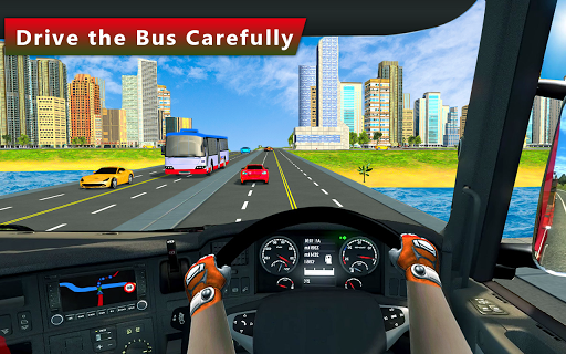 Passenger Bus Simulator City Coach 1.1 screenshots 6