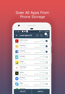 Manage My Apps-APK Installer, Uninstaller & Backup Screenshot