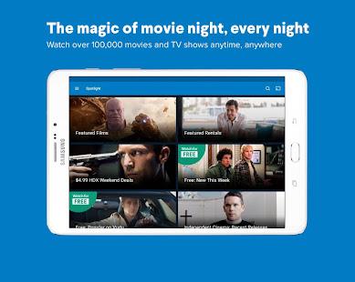 Vudu Movies & TV 8