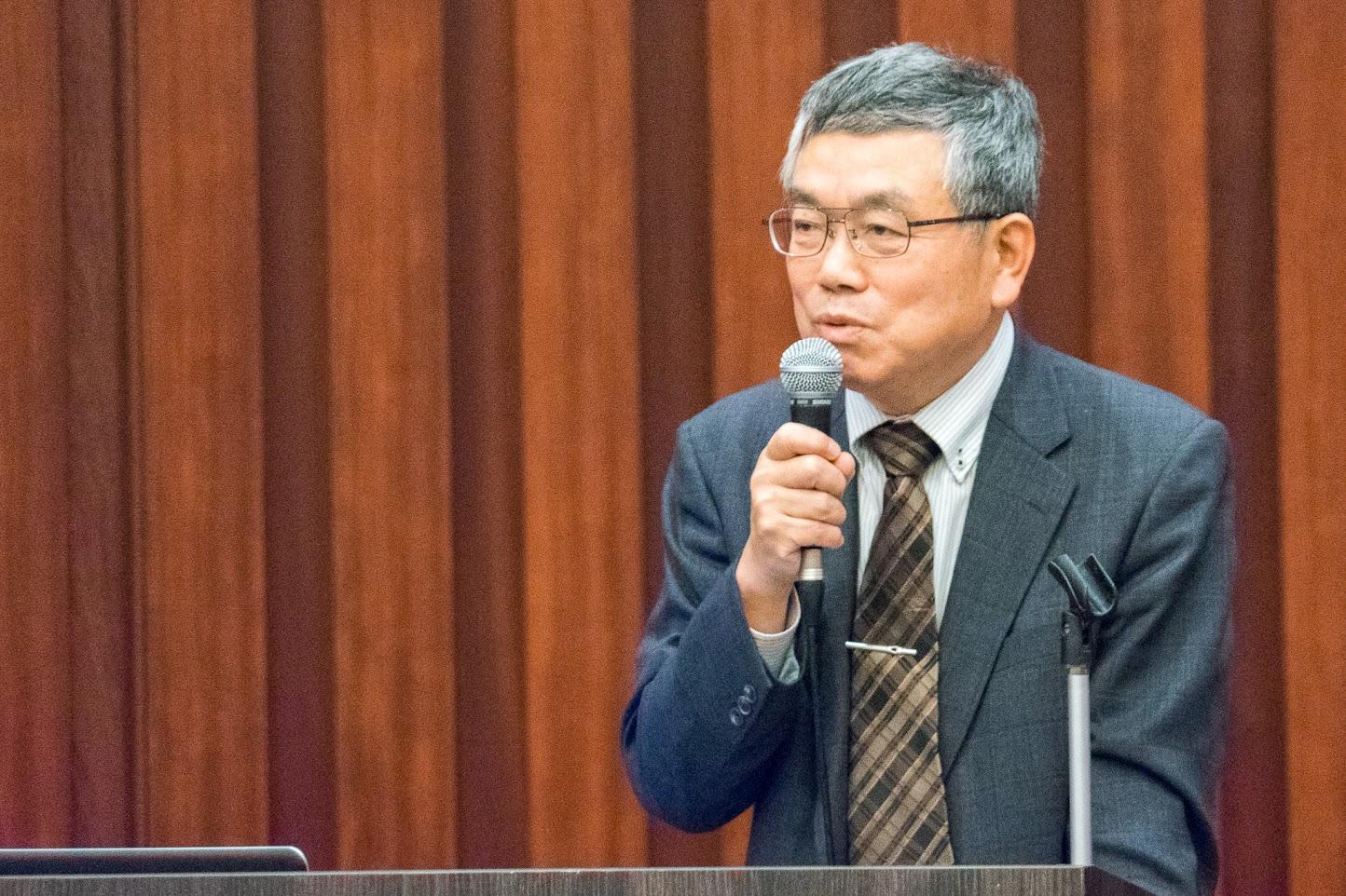 抱樸館福岡・専務スタッフ 宮崎利明さん