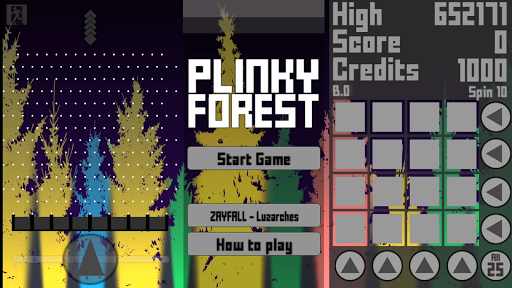 Plinky Forest - screenshot