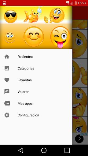 😂Emoji emoticons for whatsapp 3.6.2 screenshots 5