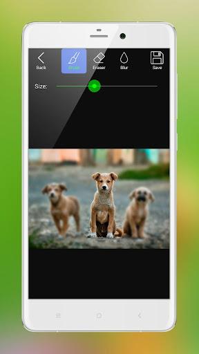 DSLR Camera Effect Maker 2.6 screenshots 3