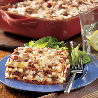 Meat Lasagna Cottage Cheese Recipes