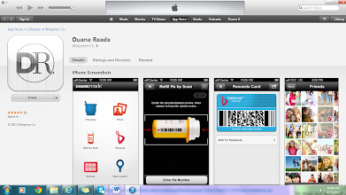 Photo: Duane Reade has a great new app, it's free and available on iTunes. #Cbias