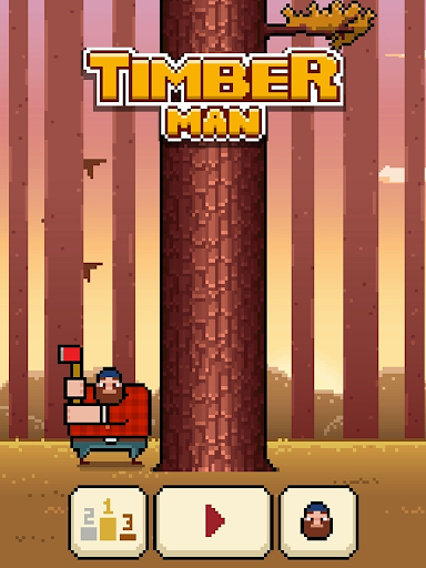 Timberman screenshots 6