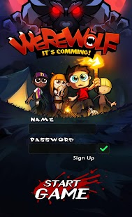 Werewolf (Party Game)- screenshot thumbnail
