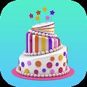 Cake Maker - Cooking Game Kids icon