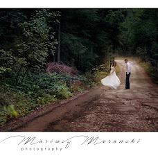 Wedding photographer Mariusz Morański (mariusz). Photo of 23.09.2017