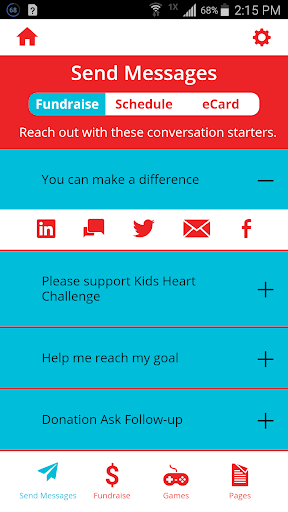 Screenshot for Kids Heart Challenge in United States Play Store