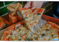 Pizza La Bocca 義式手作披薩
