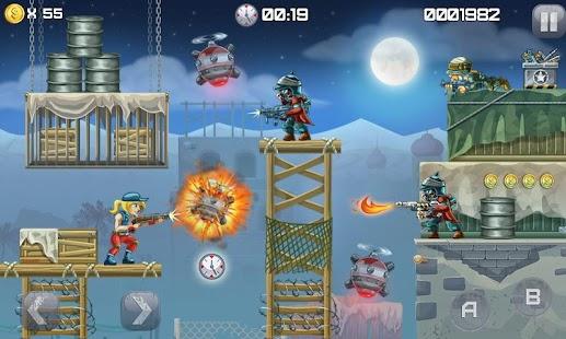 Metal Soldiers- screenshot thumbnail
