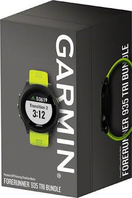 Garmin Forerunner 935 GPS Watch Tri-Bundle alternate image 1