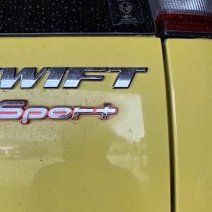 スイフトスポーツ HT81Sのカスタム事例画像 あすまるさんの2021年05月08日12:08の投稿